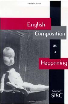 English Composition as a Happening Book Cover Image