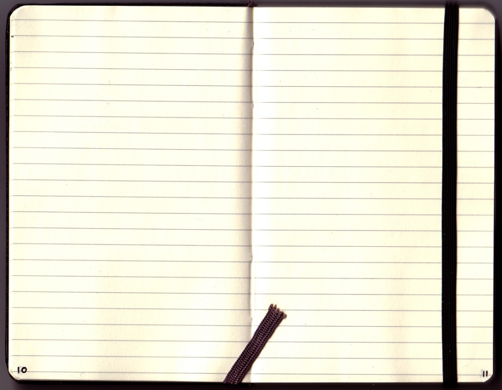 Open notebook image